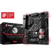 MSI Z270 Tomahawk Intel Z270 Soket 1151 DDR4 3800(OC)MHz ATX Gaming Anakart