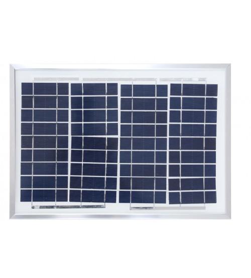Güneş Paneli Polikristal 10Wp Greentech Marka