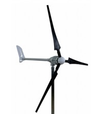 Rüzgar Türbini 1500W 24V Dump Load ve Dijital Şarj