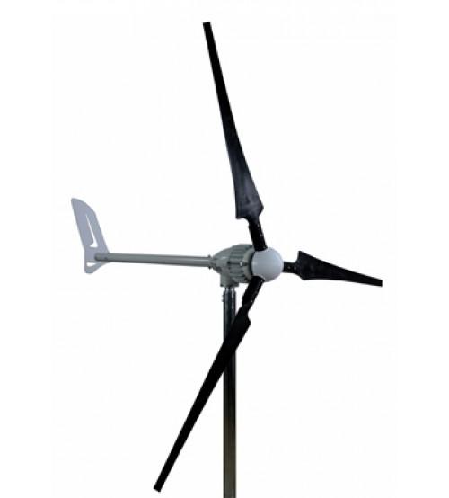 Rüzgar Türbini 1500W 48V Dump Load ve Dijital Şarj