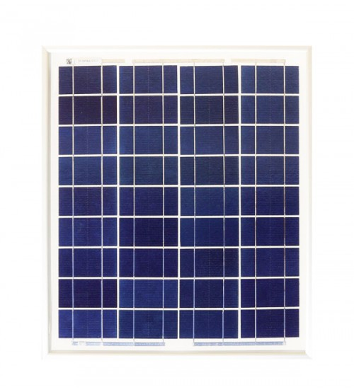 Güneş Paneli Polikristal 20Wp Greentech Marka