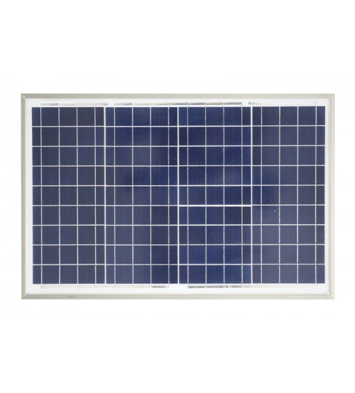 Güneş Paneli Polikristal 40Wp SolarEvi Marka