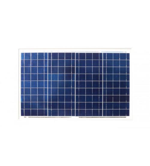 Güneş Paneli Polikristal 40Wp Greentech Marka