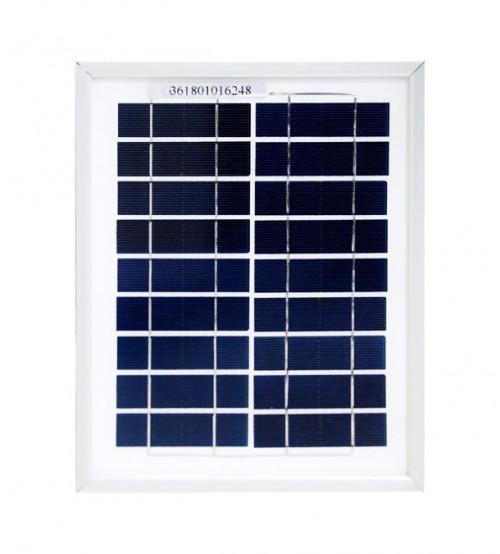 Güneş Paneli Polikristal 5Wp Greentech Marka