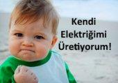 Elektrik Üretimi (Şebeke Bağlantısız)