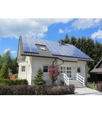 Şebeke Bağlantılı (On Grid) Çatı Uygulaması 3 kW