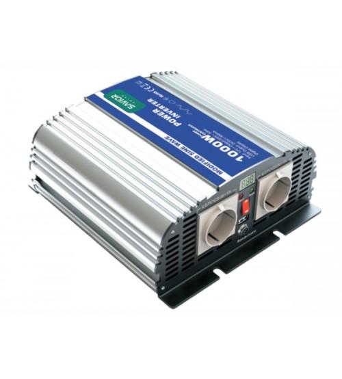 Modifiye Sinüs İnverter SS 1200 W 24V 230V