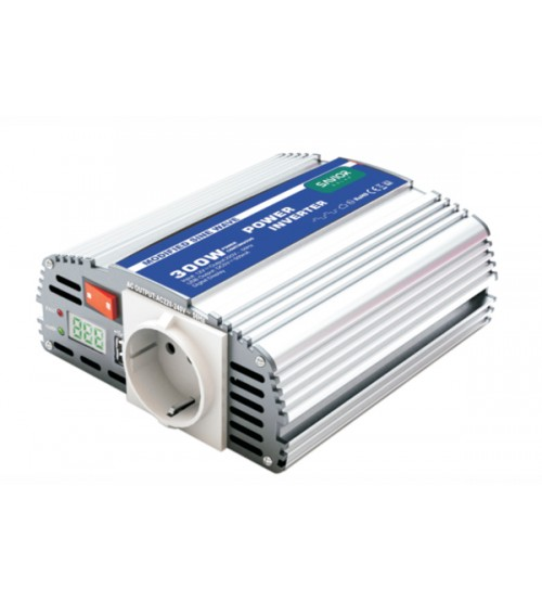 Modifiye Sinüs İnverter SS 300 W 12V 230V