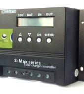 Şarj Kontrol Cihazı SS 40A - 12/24V - LCD Ekran