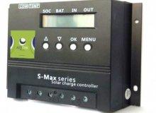 Güneş Paneli Yardımcı Unsuru Şarj Kontrol Cihazı