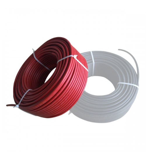 Solar Kablo 6mm Kırmızı (50 metre)