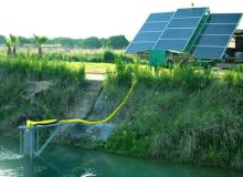 Güneş Enerjisi İle Tarımsal Sulama Yapmak