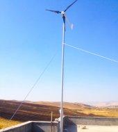 Rüzgar Türbin Direği 6 metre