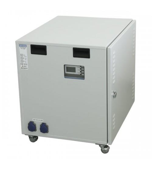 Solar Jeneratör Maxi, 5000 Watt İnverter ve 4 Adet 120 Ah Solar Akü