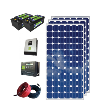 Solar Paket 750 - Lamba, TV, Uydu, Orta Boy Buzdolabı, Ev Aletleri ve Şarj