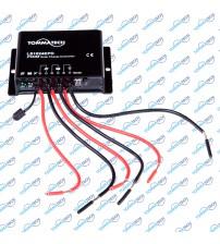 Şarj Kontrol Cihazı 10A 12V/24V IP66 - LSEPD Serisi (Gece Modu)