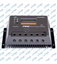 Şarj Kontrol Cihazı LCD Ekranlı 45A 12/24/36/48V - VS-BN Serisi