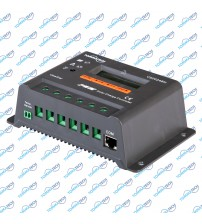 Şarj Kontrol Cihazı LCD Ekranlı 20A 24V - VS-BN Serisi